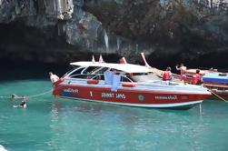 Island hopping Tour a Koh Chuek, Koh Kradan, Koh Mook e Koh Mah in motoscafo da Koh Lanta