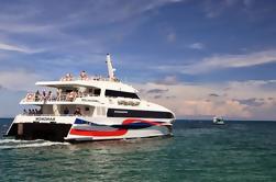 Aeropuerto de Surat Thani a Koh Samui Incluyendo Van Compartido y Catamarán de Alta Velocidad
