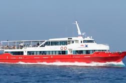 Koh Samui a Koh Phangan en ferry de alta velocidad