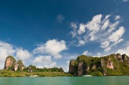 Excursión de un día desde Phuket a las Islas alrededor de Krabi en Ferry y Speed Boat