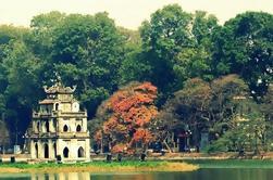 Excursión de medio día a la ciudad de Hanoi