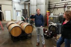 Private Behind the Scenes Wine Tour