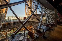 Cena Gourmet de la Torre Eiffel