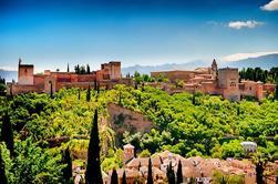 Excursión de un día a Alhambra y Granada desde Sevilla