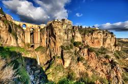 Excursión de un día para grupos pequeños en Ronda desde Sevilla