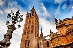 Excursión de un día a Sevilla con paseo en barco por el río Guadalquivir