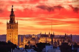 Bairro Judeu passeio guiado a pé em Sevilha de noite