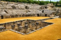 Cidade romana de Itálica e Santiponce: Visita guiada de um dia a partir de Sevilha
