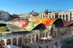Barcelona 4 Horas de Mercado de Alimentos y Tapas a pie