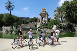 Excursión en bici de 4 horas en Barcelona para pequeños grupos