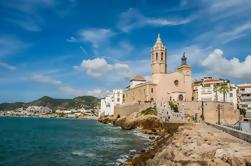 Tarragona y Tour Privado del Pueblo Mediterráneo de Sitges desde Barcelona
