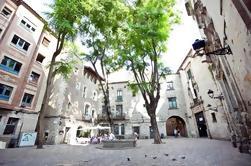 Casco Antiguo y Barrio Gótico en Barcelona: Visita guiada privada