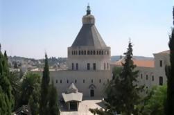 Excursão de 2 dias a Nazaré Caesarea Acre de Tel Aviv