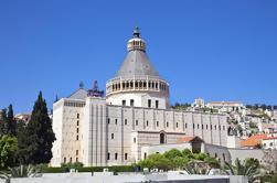 Excursão de 6 dias de Israel cristão