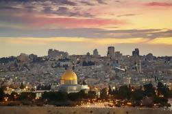 2-Day Jordânia e Israel Tour: Jerusalém, Belém e Petra, incluindo voos