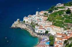 Costa Amalfitana Tour en grupo pequeño con almuerzo