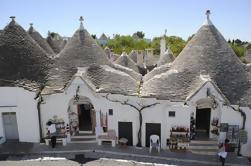Tour Privado: Los Trullos de Alberobello desde Nápoles