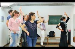 Lição de Dança Flamenca com Show Opcional em Sevilha