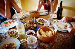 Expérience locale de repas à Séville