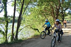 Tour de Bicicleta de día completo por las Bodegas del Penedès