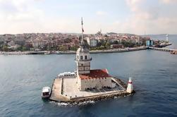 Tour por la tarde de Estambul: Camlica Hill y Maiden Tower