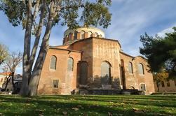 Historia de Constantinopla Recorrido por sitios sagrados