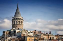 Por la mañana Tour de Galata y City Tour de Estambul