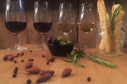 Excursión a pie para degustación de vinos y alimentos