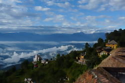 Caminata privada de Nagarkot a Changunarayan